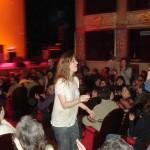 Patti Smith balla amb el públic mallorquí