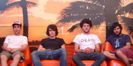 Delorean venen d'actuar al Coachella 2011