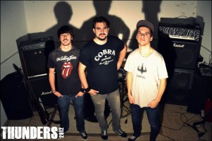 The Thunders 2012 foto