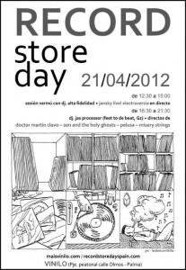 Record Store Day al Vinilo