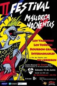 II Festival MallorcaNochentas 2012