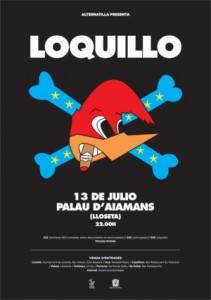 loquillo lloseta 2012 cartell