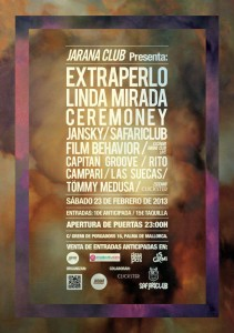Extraperlo i Linda Mirada Jarana Fest