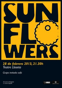 Sunflowers Teatre Lloseta