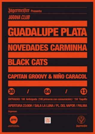 Cartell Jarana Fest abr13