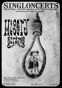 Cartell The Misery Strings Singloncerts_bn