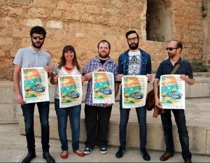 Joan Andreu (Pecan Pie) i col·laboradors del SPF 2013