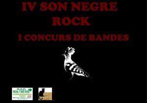 I Concurs Bandes per al IV Son Negre Rock