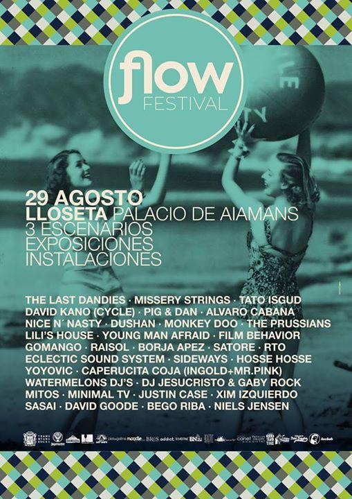 cartell Flow Festival 2014