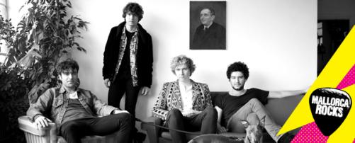 """El primer concert de The Kooks després de publicar """"Listen""""(2014), serà al Mallorca Rocks"""