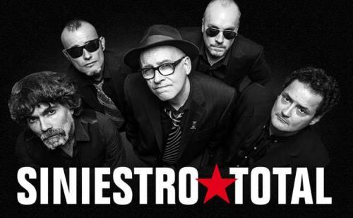 El concert de Siniestro Total forma part de la minigira MMM...
