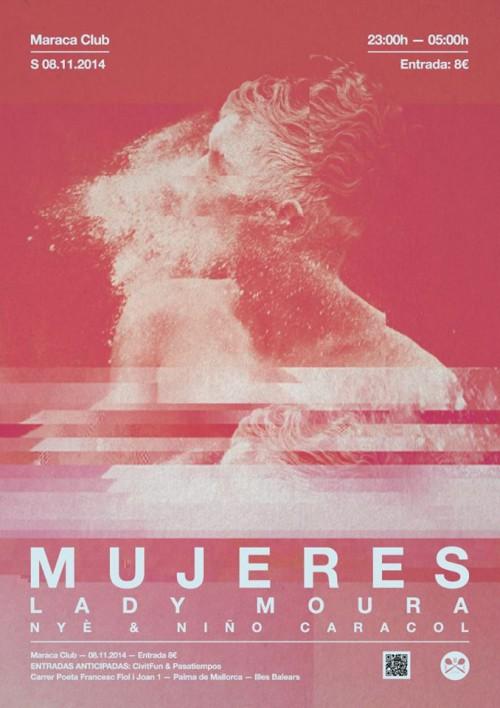 Cartell Mujeres 8nov14