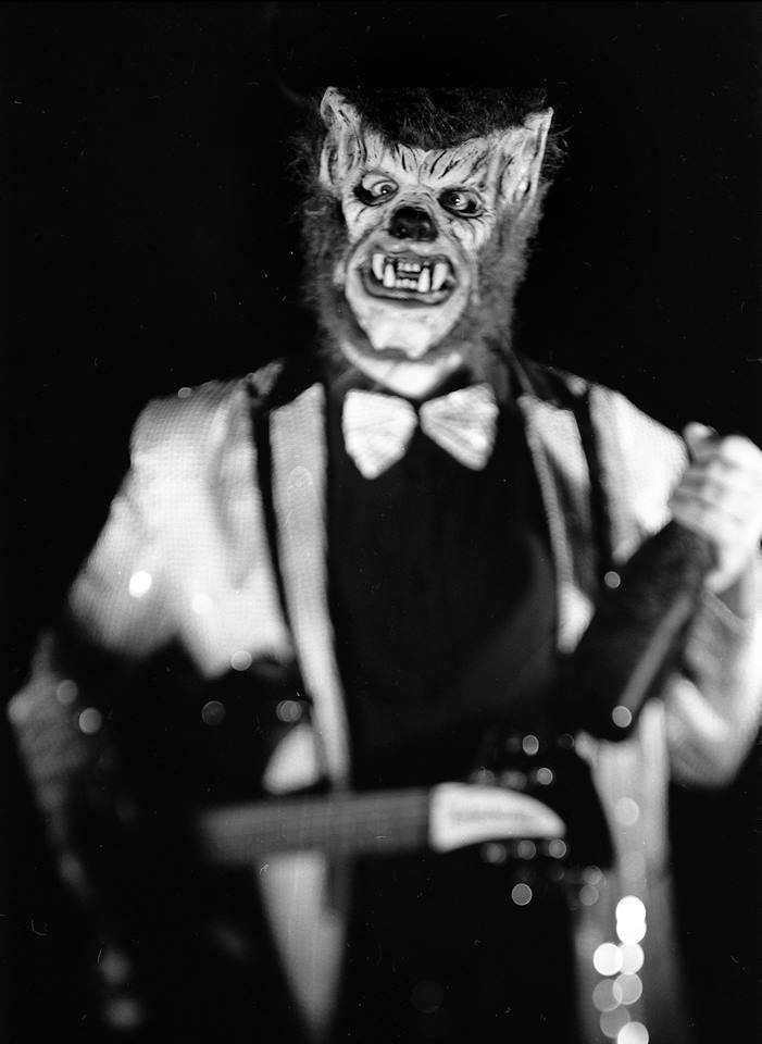 Paul Chaney convertit a Hombre Lobo Internacional (foto per Pato Conde)