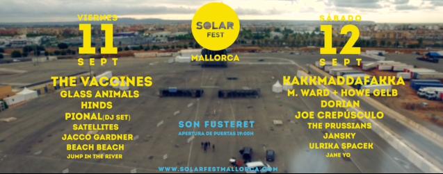 banner solar fest 2015